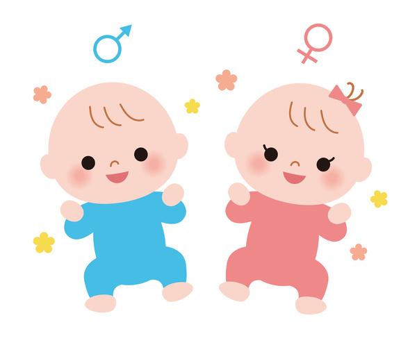赤ちゃん 性別 いつ