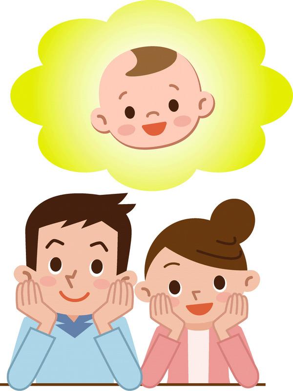 妊娠したらどうするか考える夫婦
