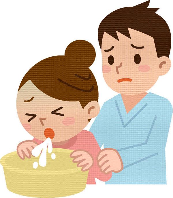 妊娠した妻をサポートする夫